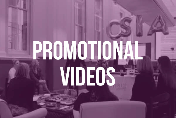 Promotional Videos - Deli Agency